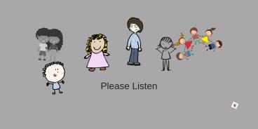 pleas listen