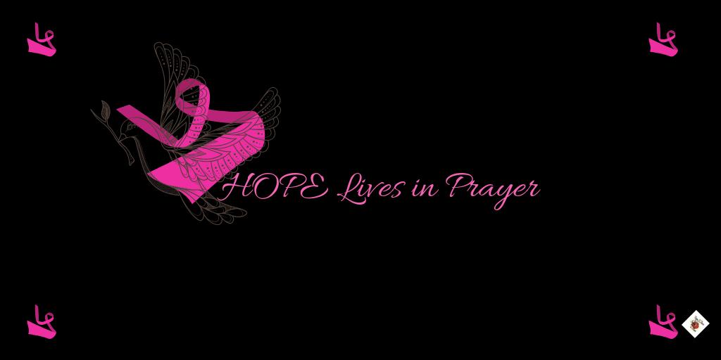 hope lives in prayer