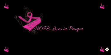 hope lives in prayer